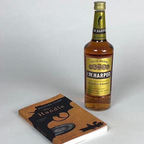 I.W. Harper Kentuck -Bourbon