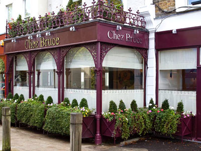 Ten Quick Questions for a Wine Aficionado: #21. Bruce Poole - Chef and Restaurateur