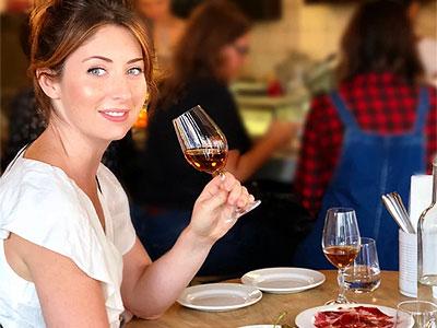 Ten Quick Questions for a Wine Aficionado: #22. Charlotte Kristensen - The London Wine Girl