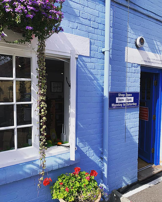 Yapp Brothers Wine Shop - Mere, Wiltshire.