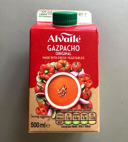 Alvalle Gazpacho