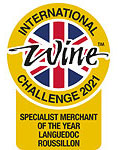 IWC Specialist Wine Merchant of the Year 2021 - Languedoc-Roussillon